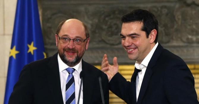 """Hy Lạp bất ngờ nhượng bộ: """"Đòn hiểm"""" của ông Tsipras"""