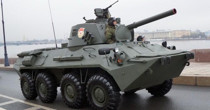 Khám phá sức mạnh của pháo cối tự hành Nona-SVK của Nga