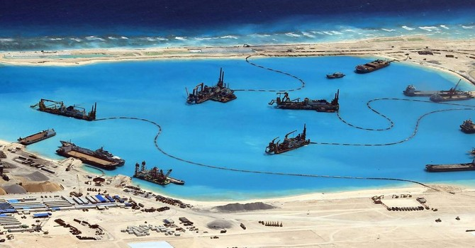 Philippines tìm cách ngăn chặn Trung Quốc xây đảo ở Biển Đông