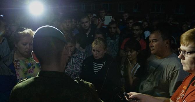 Sập doanh trại lính dù Nga, ít nhất 23 người thiệt mạng