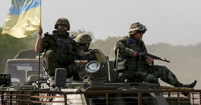 Mỹ dự tính huấn luyện quân đội Ukraine