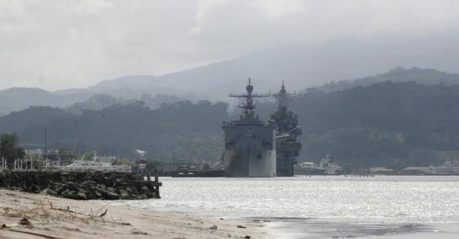"""Biển Đông: Philippines mở căn cứ quân sự ở Vịnh Subic để """"chơi"""" Trung Quốc"""