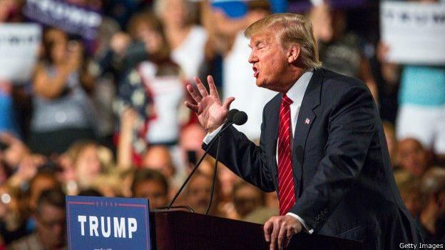 """Tỷ phú Donald Trump gây """"bão"""" vì công kích Thượng nghị sỹ quyền lực ở Mỹ"""