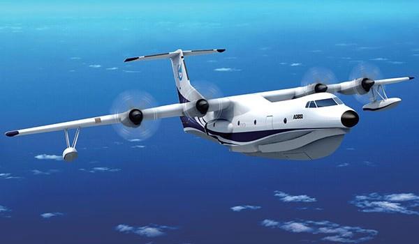 Bắc Kinh lắp thủy phi cơ lớn nhất thế giới để triển khai ở Biển Đông
