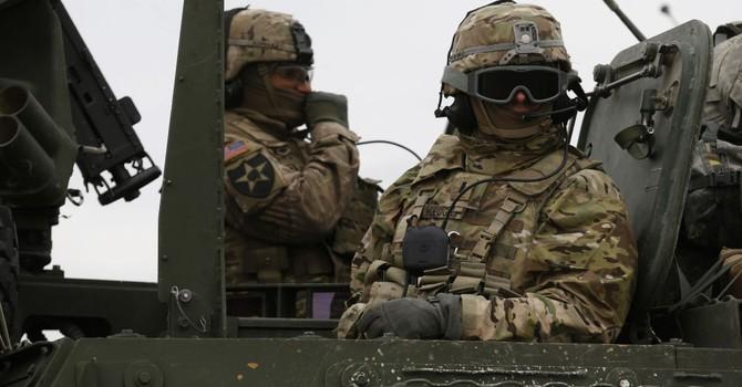 6 nước NATO bắt đầu tập trận ở Ukraine