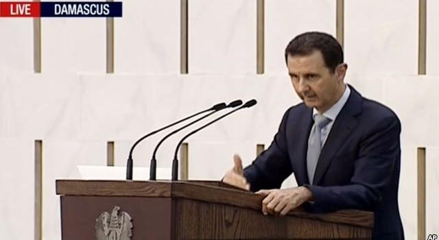 Tổng thống Bashar al-Assad: Từ 'chiến bại' không có ở Syria