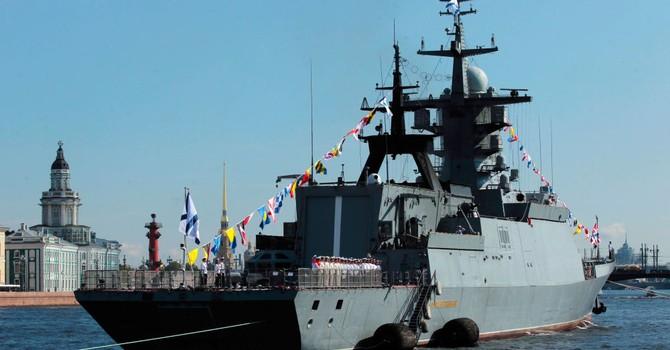 Cuối năm 2015, Hải quân Nga sẽ nhận thêm 10 chiến hạm và tàu ngầm