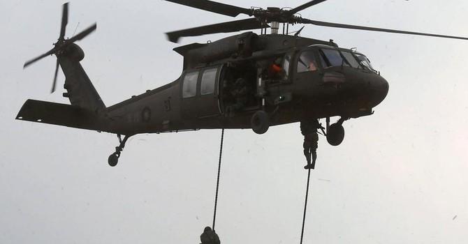 Đài Loan mua một loạt trực thăng chống ngầm Seahawk của Mỹ