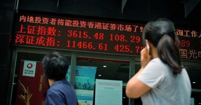 Báo Nga: Trung Quốc, nguy cơ đợt suy sụp mới của thị trường chứng khoán
