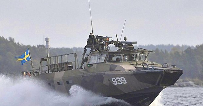 Nhóm thám hiểm tuyên bố tìm thấy tàu ngầm Nga ở biển Thụy Điển