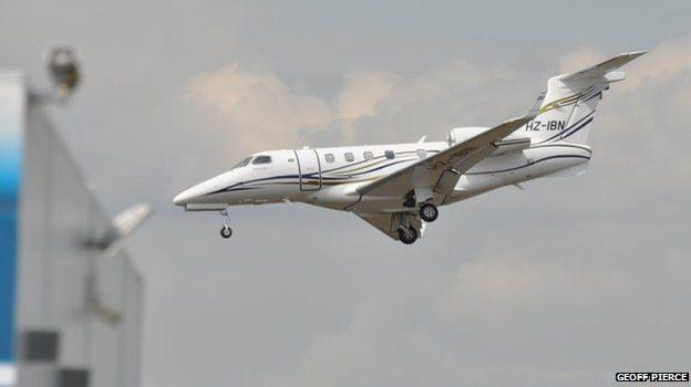 3 thân nhân của Bin Laden thiệt mạng trong vụ rớt máy bay ở Anh