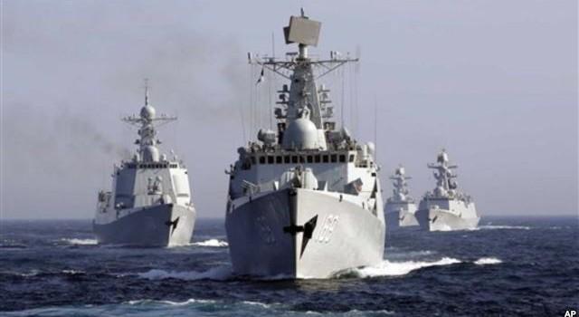 Trung Quốc, Nga sắp tập trận trong vùng biển Nhật Bản