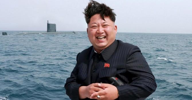"""Kim Jong Un được trao """"giải thưởng lãnh đạo toàn cầu"""""""
