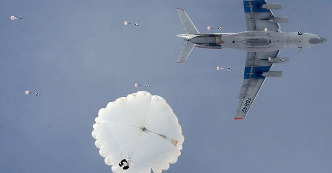 Binh chủng nhảy dù Nga mở cuộc tái vũ trang quy mô lớn