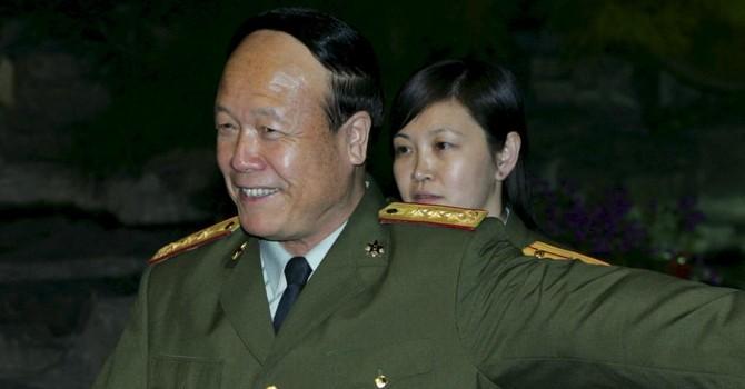 Báo Đài Loan: Tướng Quách Bá Hùng từng giả gái để đi trốn khỏi Trung Quốc
