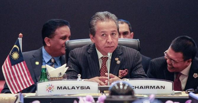 ASEAN - Biển Đông: Khi Malaysia không phải là Campuchia
