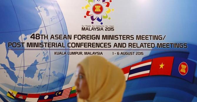 Vấn đề Biển Đông tại hội nghị ASEAN: Malaysia phớt lờ Trung Quốc