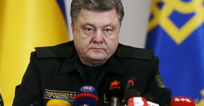 Tổng thống Ukraine: Quyết không bỏ một tấc đất chủ quyền đất nước