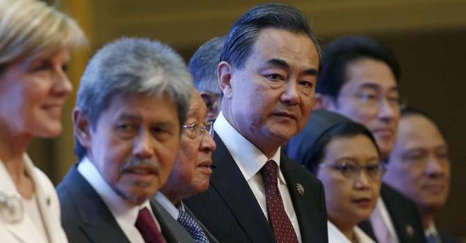 Căng thẳng Biển Đông gây chia rẽ trong khối ASEAN