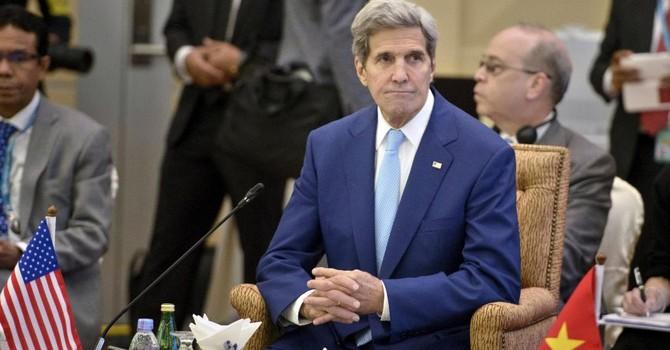 """Mỹ gửi thông điệp """"cứng rắn nhất"""" với Trung Quốc về Biển Đông"""