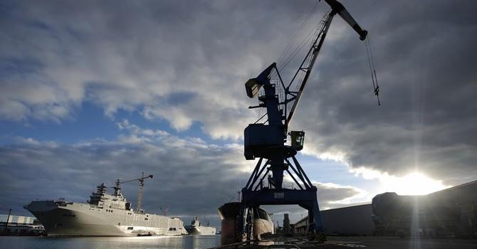 Đô đốc Pháp nói không thể mua thêm tàu Mistral đóng cho Nga