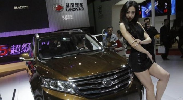 """Trung Quốc ra mắt """"xe nhái"""" Land Rover giá cực rẻ"""