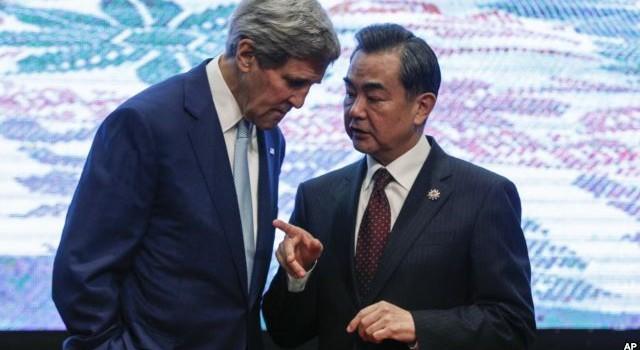 Trung Quốc cáo buộc Philippines, Tokyo bắt tay chống Bắc Kinh