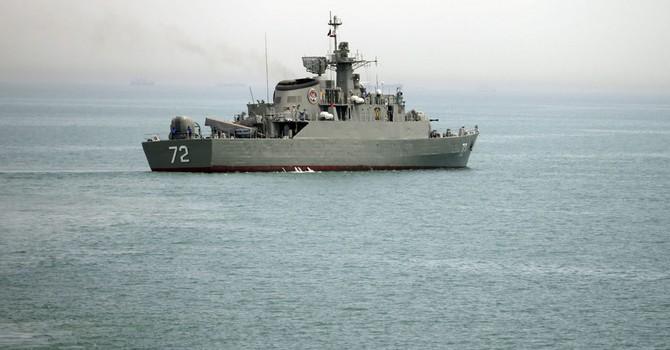 Nhiều tàu chiến Iran sắp đến Nga
