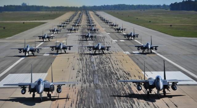 Báo Nga tiết lộ bản đồ căn cứ quân sự của Mỹ trên toàn cầu