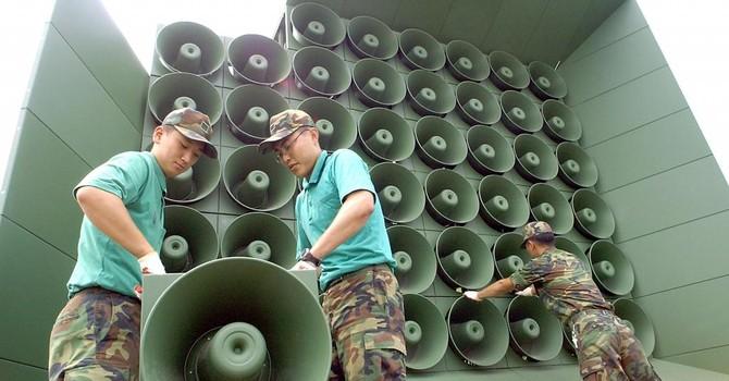 """Hàn Quốc mở lại """"chiến tranh tâm lý"""" trả đũa Triều Tiên"""