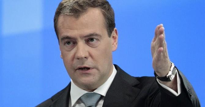 Ông Medvedev tuyên bố Nga không khan hiếm lương thực