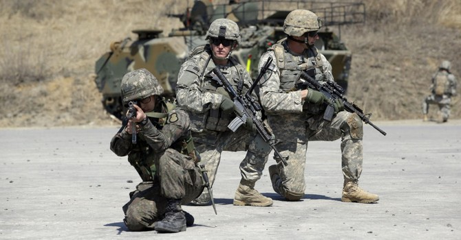 80.000 lính Mỹ - Hàn tập trận, Triều Tiên dọa sẽ đáp trả