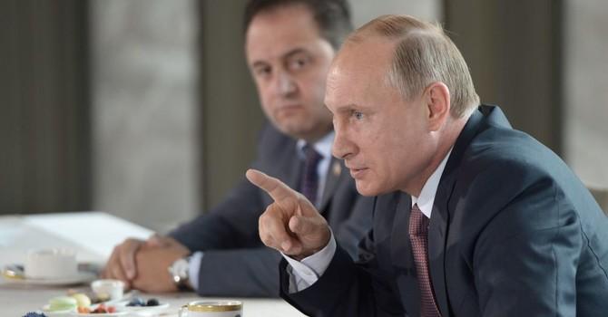 """Ông Putin nặng lời với Kiev, nhưng tin triển vọng Ukraine sẽ """"tích cực"""""""
