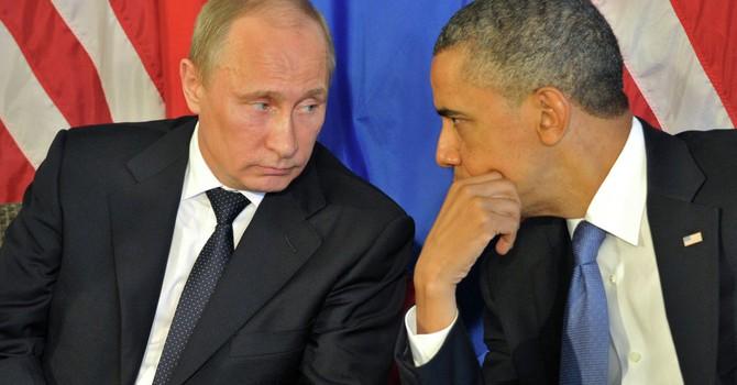 """Moscow """"đánh tiếng"""" ông Putin sẵn sàng gặp ông Obama ở Mỹ"""