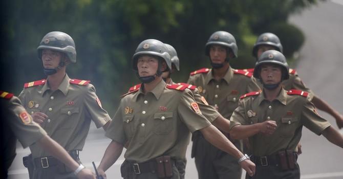 Căng thẳng leo thang, Triều Tiên, Hàn Quốc nã pháo vào nhau