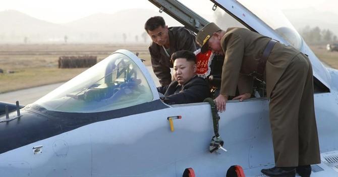 Kim Jong Un làm đường băng riêng cho máy bay cá nhân