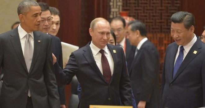 """""""Hoa Kỳ sẽ tìm cách cô lập và khoét sâu mâu thuẫn giữa Nga - Trung"""""""