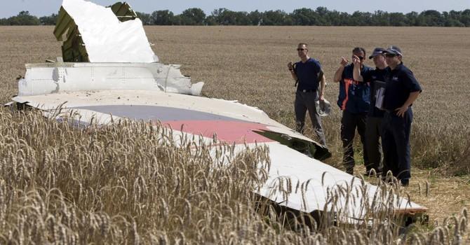 Malaysia đã gửi Hà Lan phản hồi về báo cáo vụ MH17