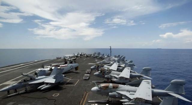 Đô đốc Mỹ: Đồng minh lo ngại vì hành động của Trung Quốc ở Biển Đông