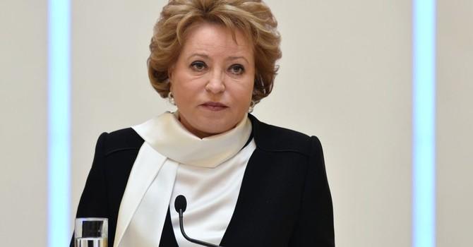 """Moscow giận dữ vì Hoa Kỳ """"chơi"""" Chủ tịch Hội đồng Liên bang Nga"""
