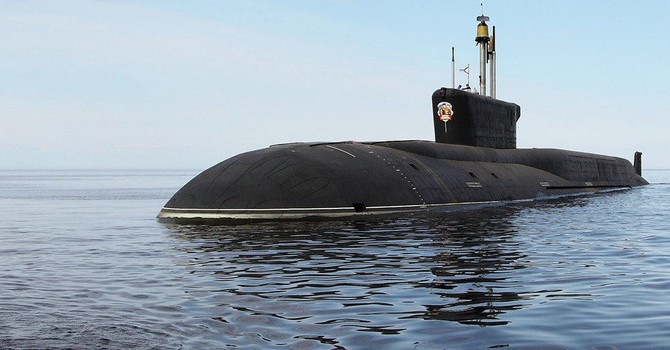 Nga loan báo tàu ngầm hạt nhân Monomakh sẽ phóng tên lửa liên lục địa