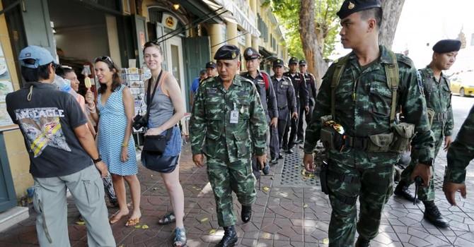 Vụ đánh bom ở Bangkok: Cảnh sát Thái truy tìm nhiều tòng phạm