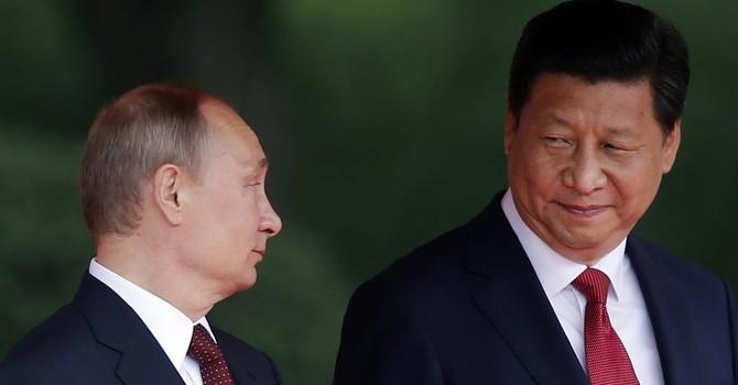 Ông Putin: Biện pháp trừng phạt kích thích kinh doanh giữa Nga và Trung Quốc