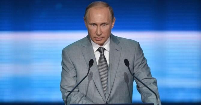 """Ông Putin: """"Chiến thắng đều phải trải qua không ít sai lầm và thất bại"""""""