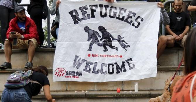 Châu Âu chia rẽ về đối sách với làn sóng người tị nạn