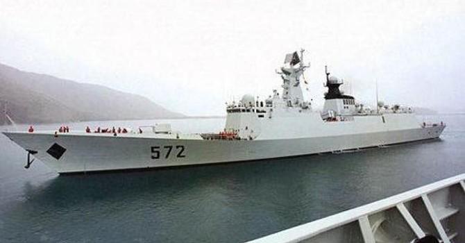 """Tàu chiến Trung Quốc tới sát Alaska để """"nắn gân"""" Mỹ?"""