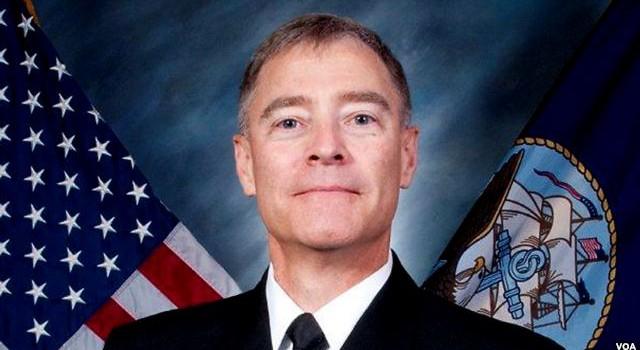 Tân chỉ huy hạm đội tàu ngầm Mỹ ở Thái Bình Dương nhìn rõ tham vọng của Trung Quốc