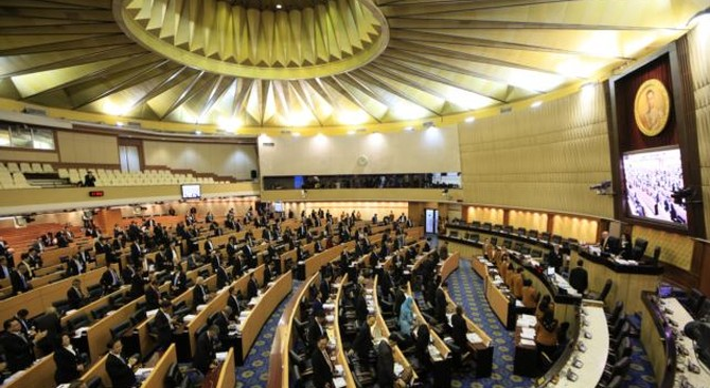 Hội đồng lập pháp Thái Lan bác bỏ dự thảo hiến pháp