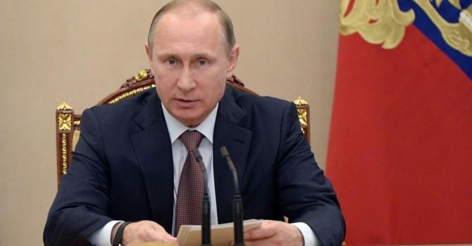 Ông Putin lên tiếng sau vụ Bộ Quốc phòng Tajikistan bị tấn công