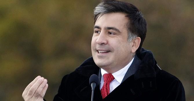 25.000 người ký đơn ủng hộ ông Saakashvili làm Thủ tướng Ukraine